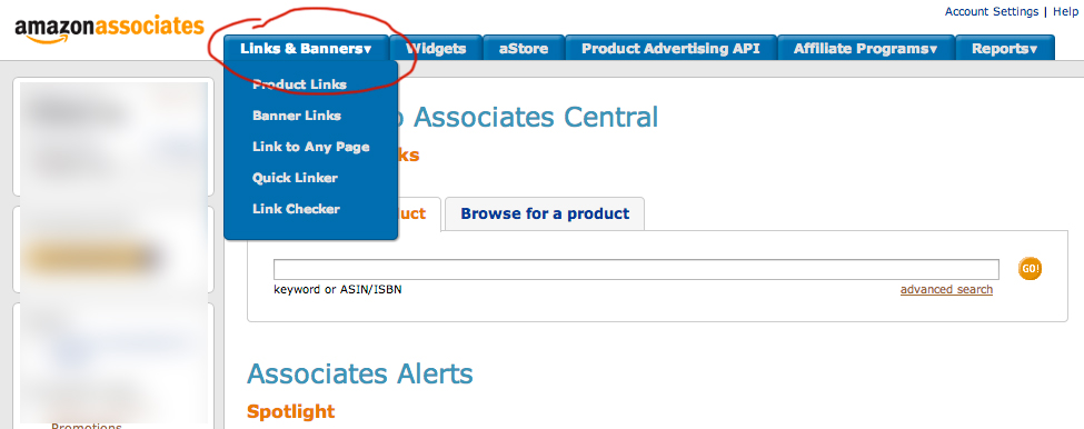Amazon Associates 1