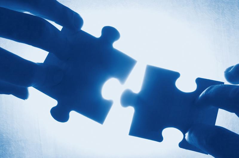 affiliate marketing puzzle