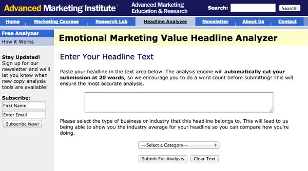 headline-tool