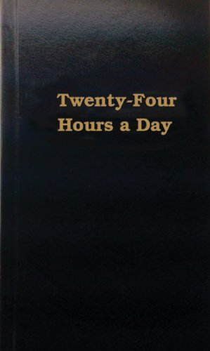 Twenty Four Hours A Day Book AA