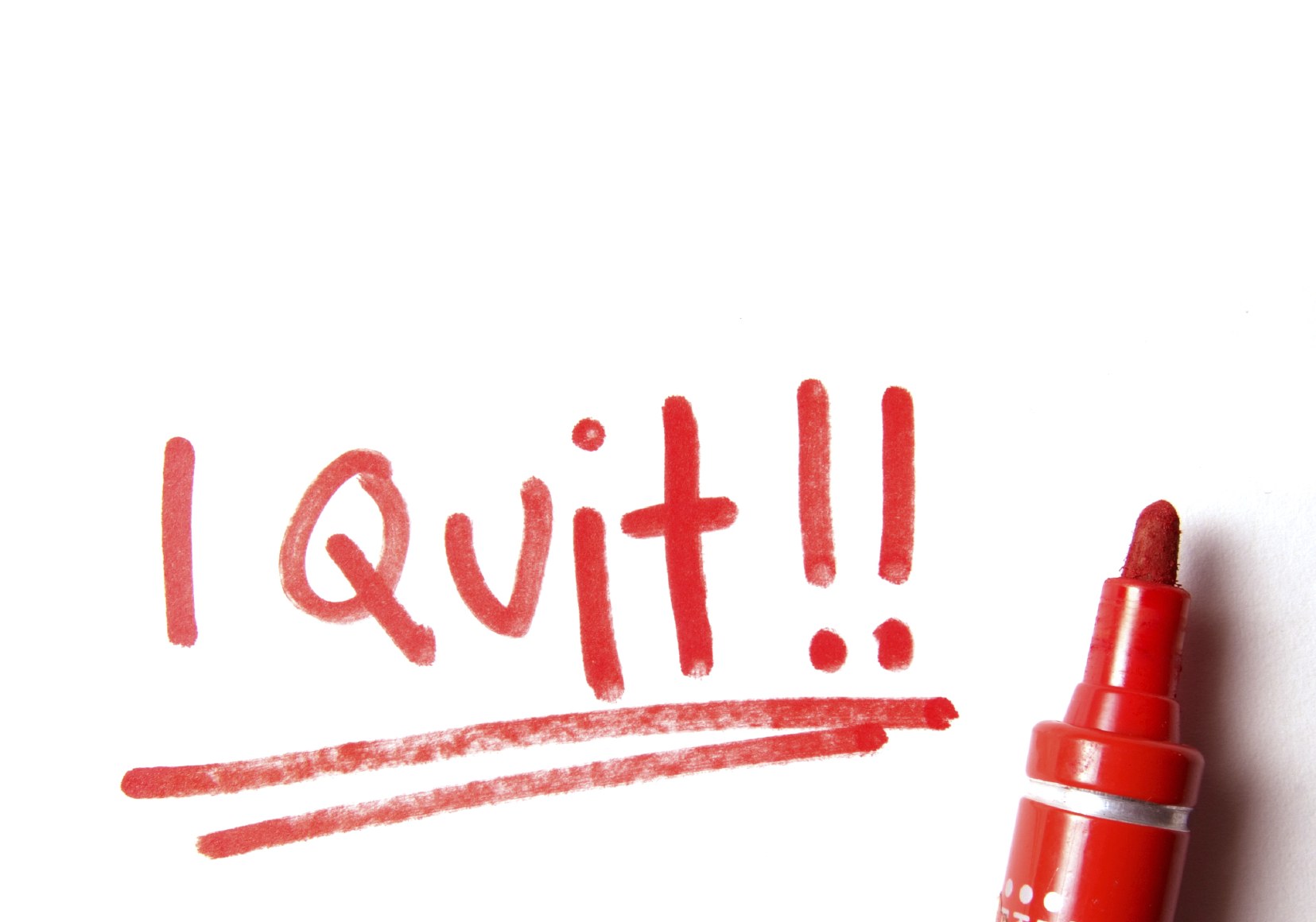 How To Quit Your Job The Right Way
